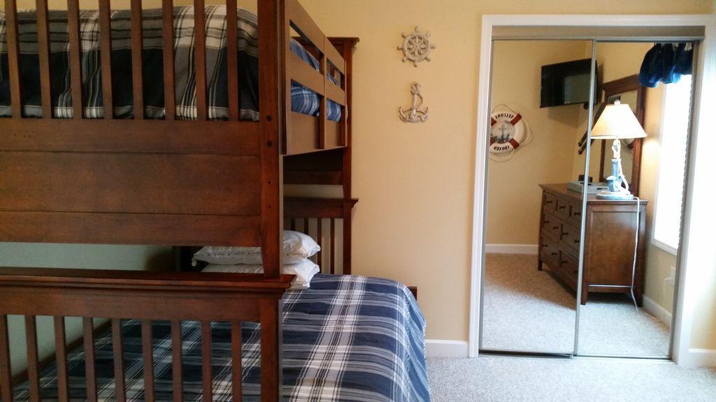 Bunk Bed Room #3 Upper Level
