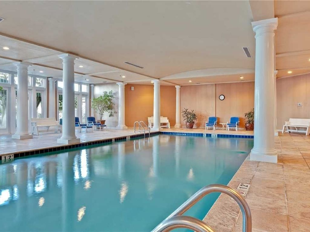 Indoor Clubhouse Pool
