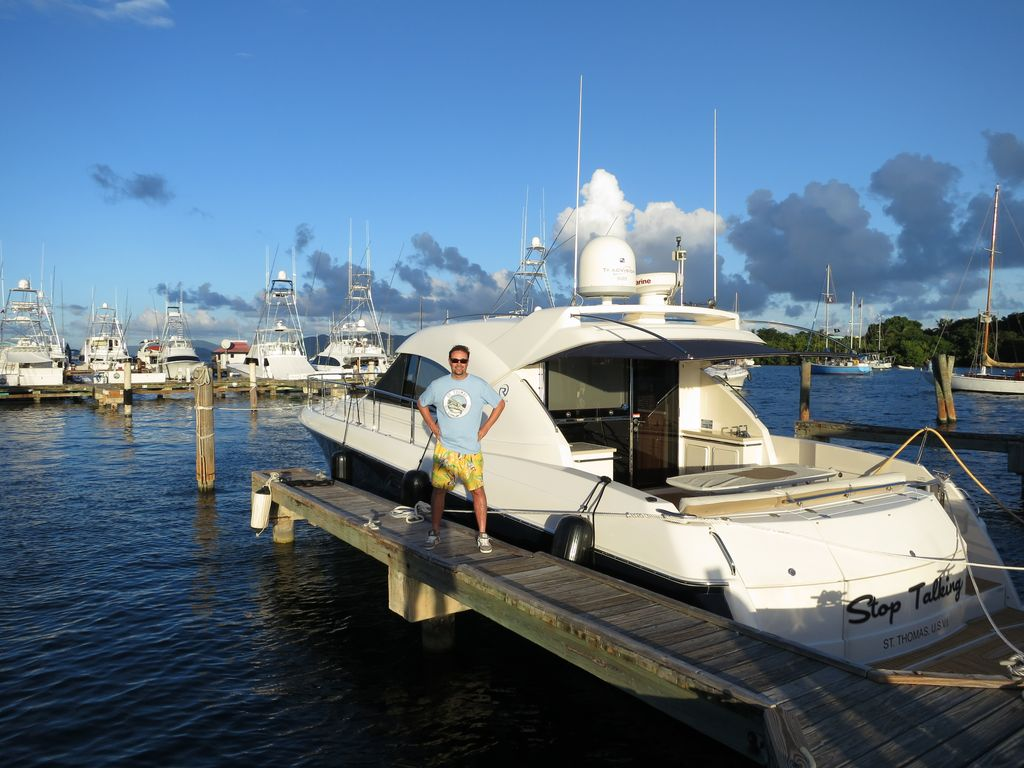Nearby marina offers daily trips and sunset sails