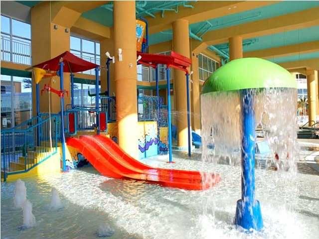 Children's Pool Play Area
