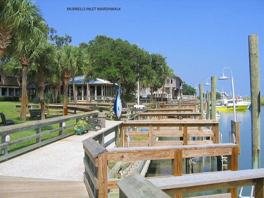 Murrells Inlet MarshWalk-Dining-Drinks-Live Music-Stunning Views