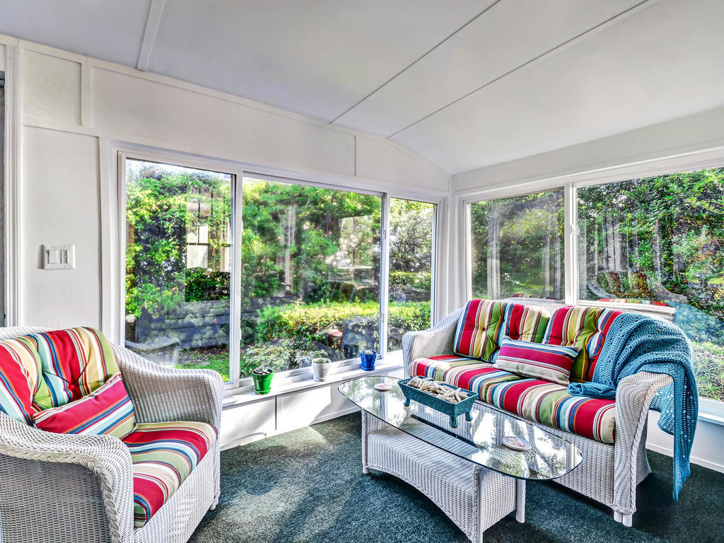 Comfy Seating in Florida Room