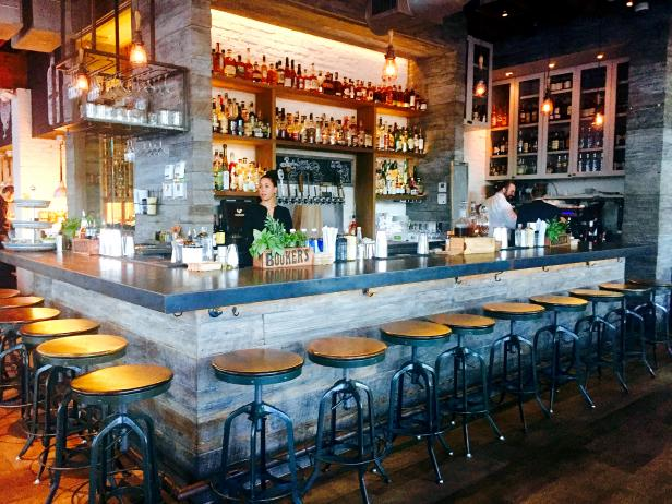 Where to Eat? Yardbird Southern Table and Bar!