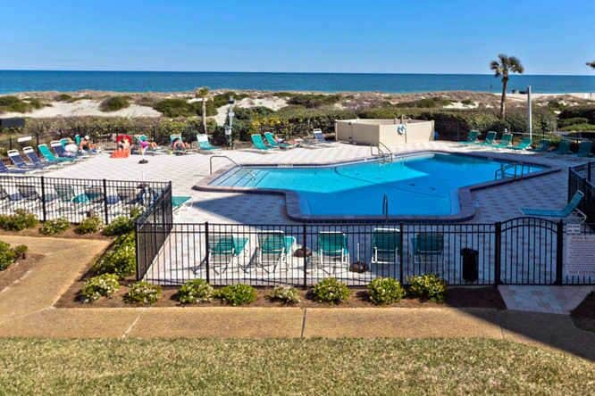 Surf and Racquet Pool