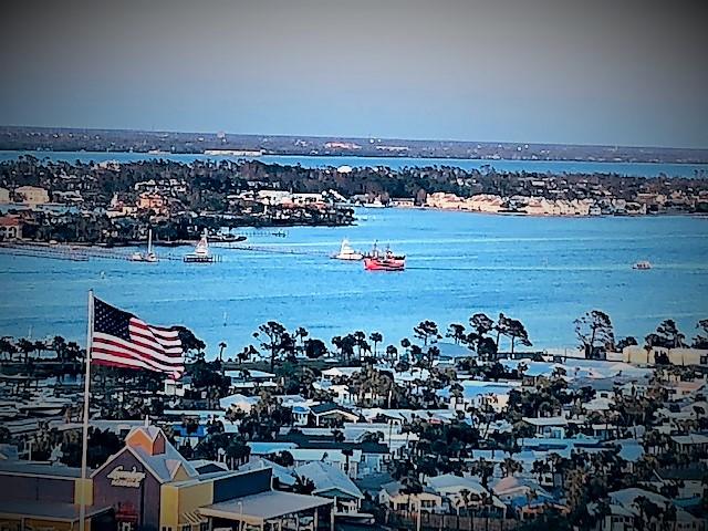 Back bay. Captain Anderson's Marina