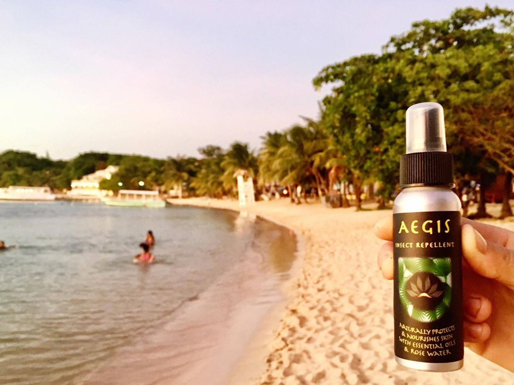 Our favorite natural bug spray