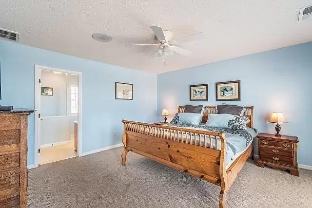 Master bedroom/ocean views