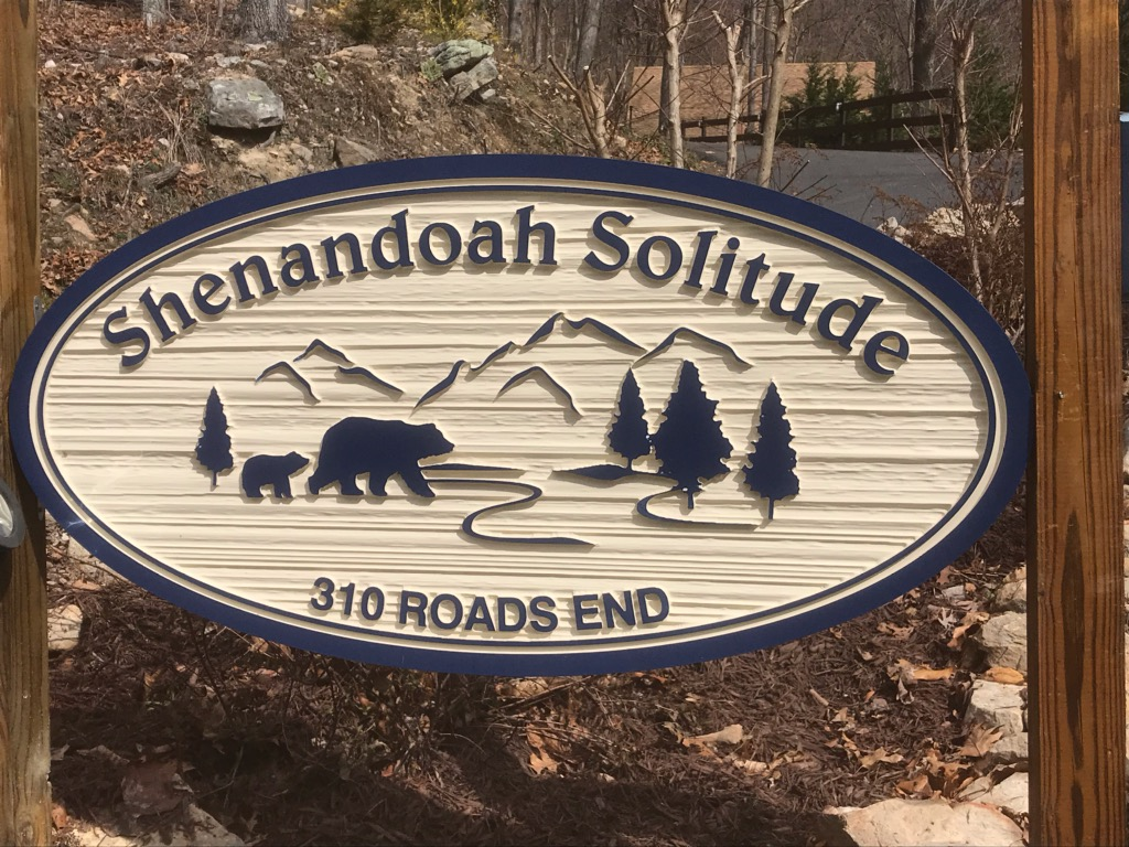 Shenandoah Solitude, your home away from home!