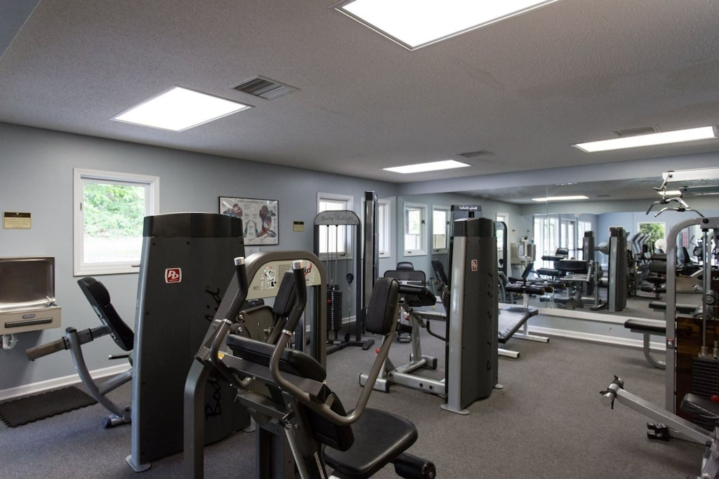 Workout machines for full body workout