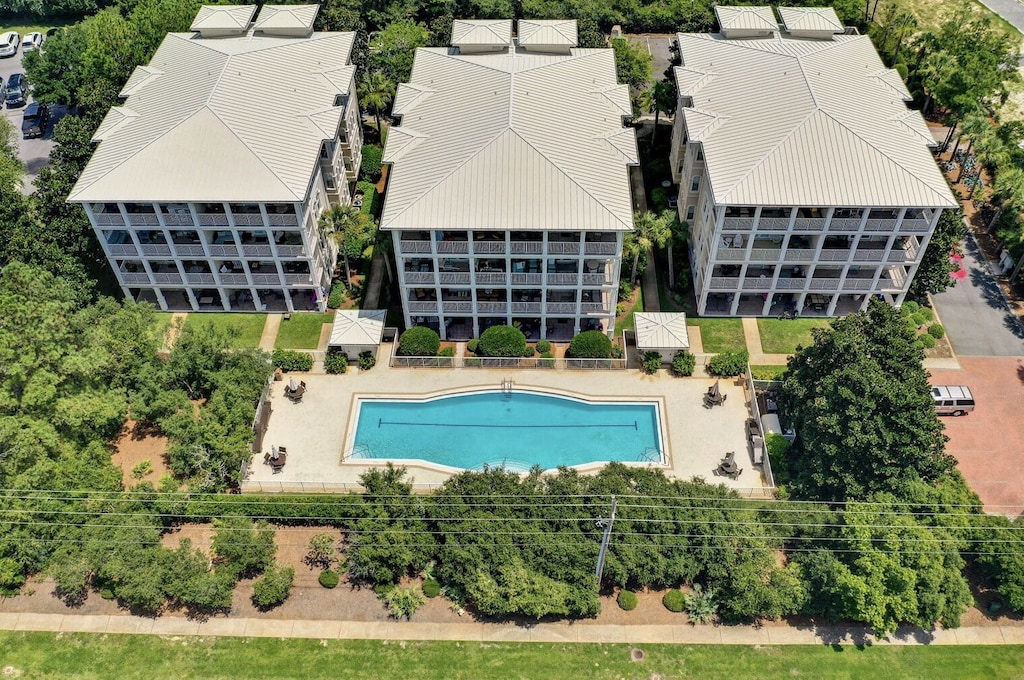Overview of Villas at Seagrove Beach