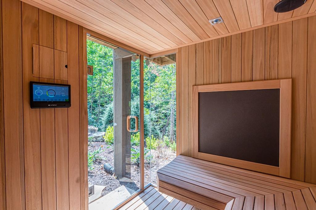 Tech Infrared Sauna