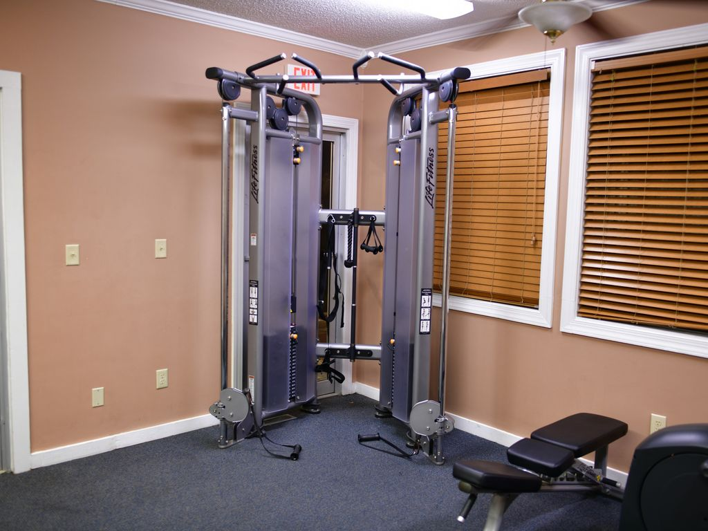Exercise Equipment!!
