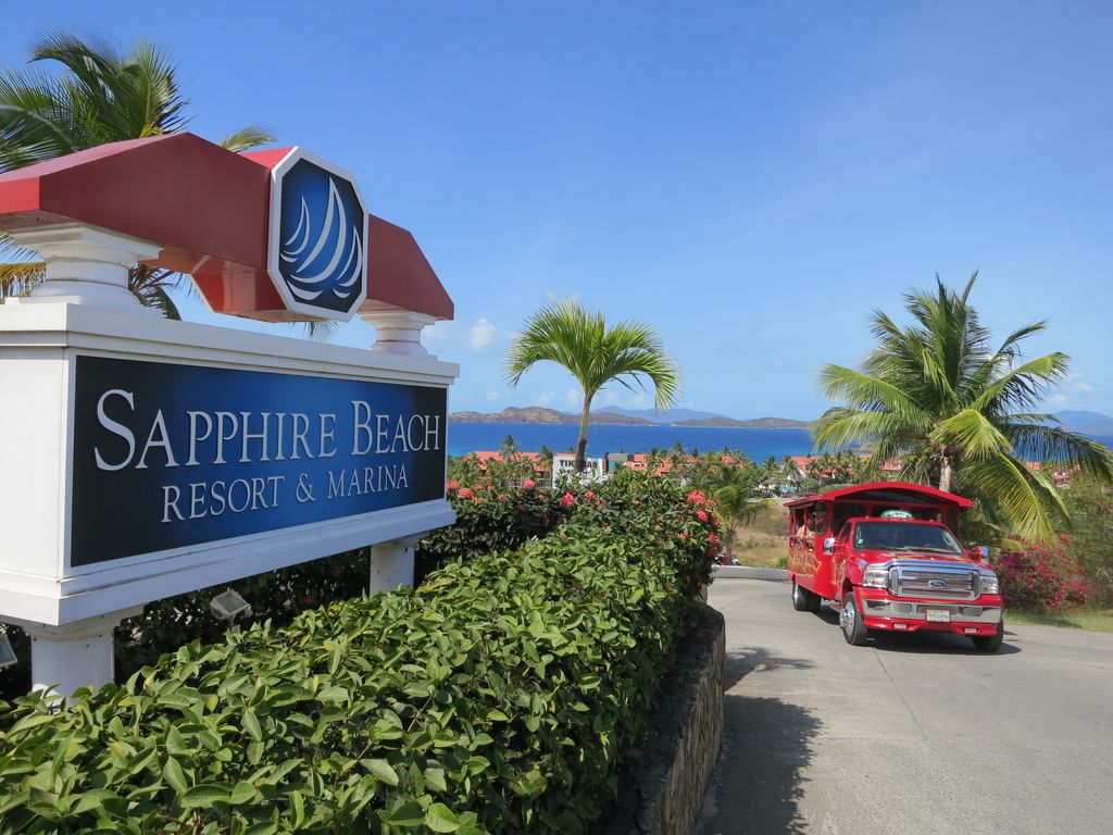 Welcome to Sapphire Beach Resort and Marina
