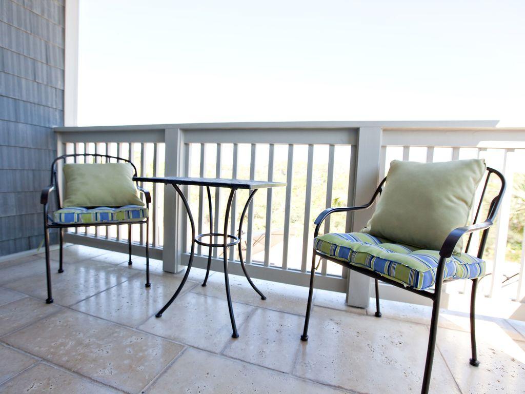 beautiful views from bedroom balconies