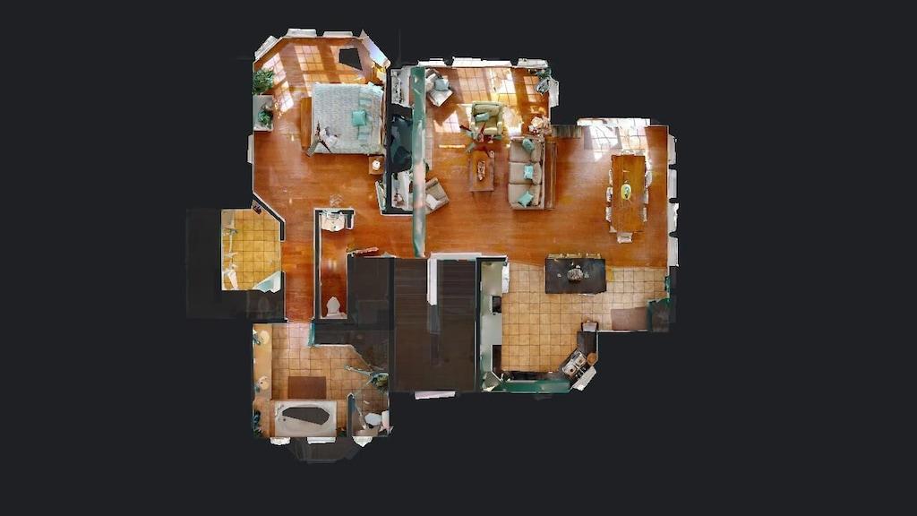 Overview of 3rd floor