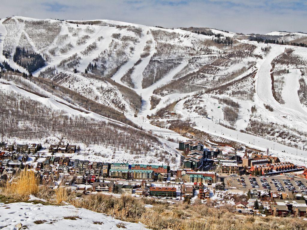 Ski Runs at Park City Mountain Resort-Vail