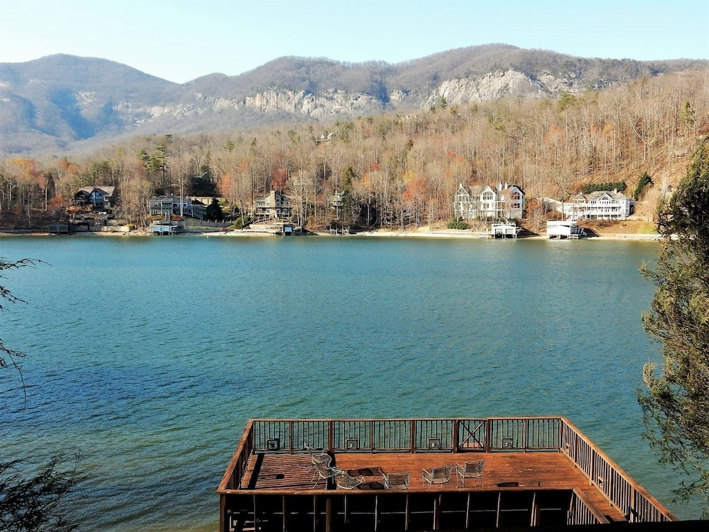Additional view of Lake Lure
