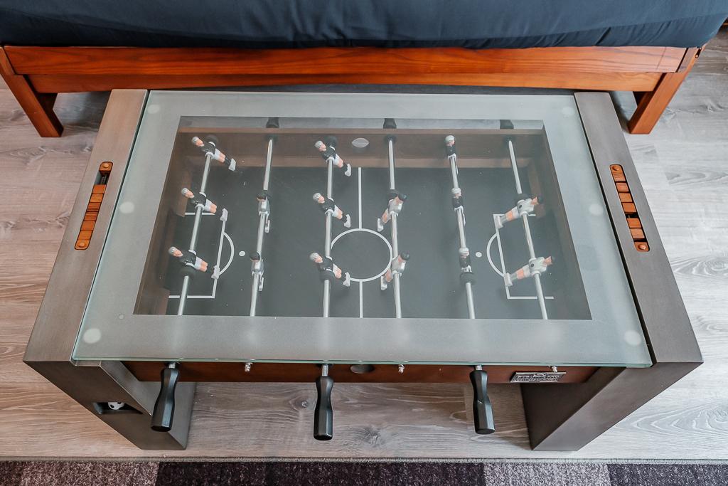 Foosball coffee table!