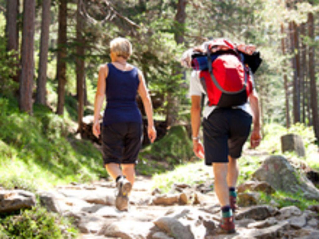 Do you like to hike?