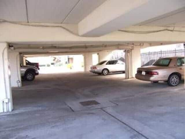 2 Covered Parking spaces