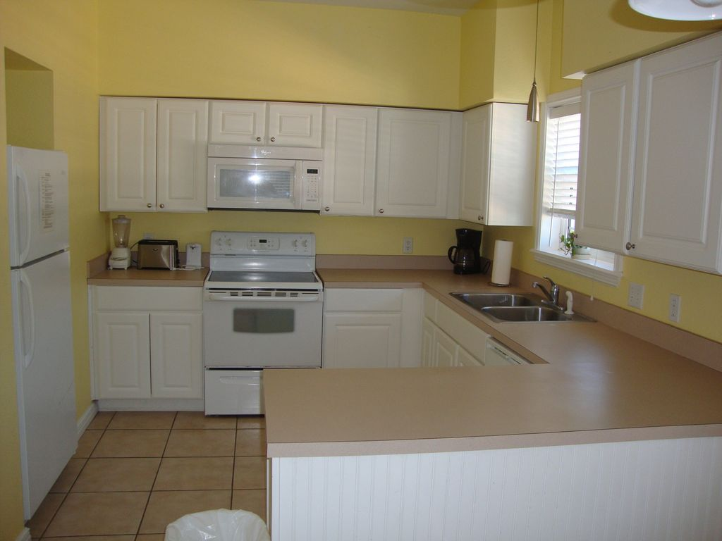 One of Two Identical FULL Kitchens