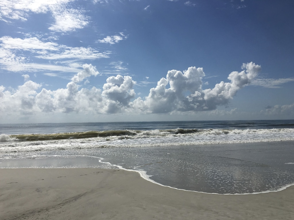 Beautiful Amelia Island Beaches!