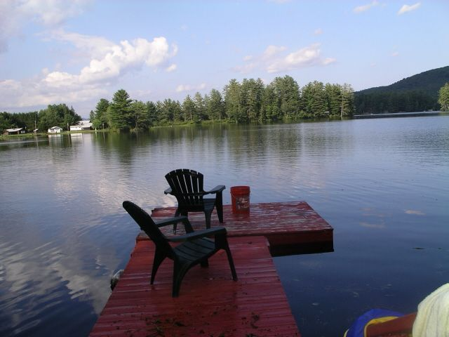Dock for Relaxing, Swimming and Fishing