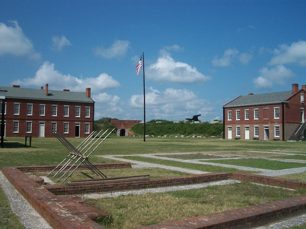 Ft. Clinch - travel back in time to this well-preserved fort.