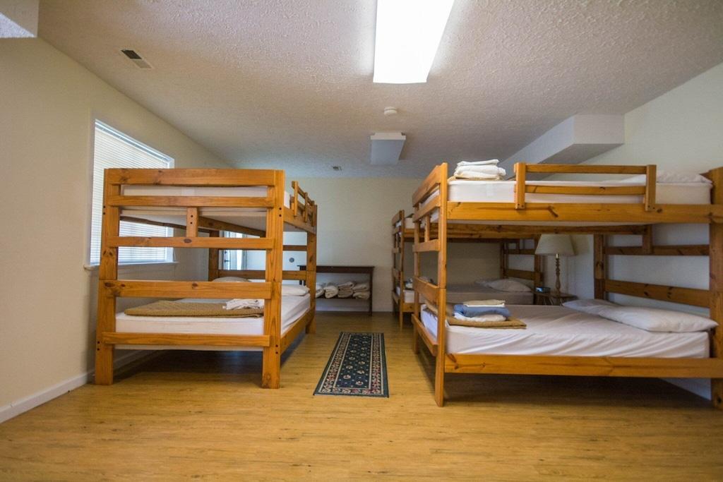 More bunk room beds