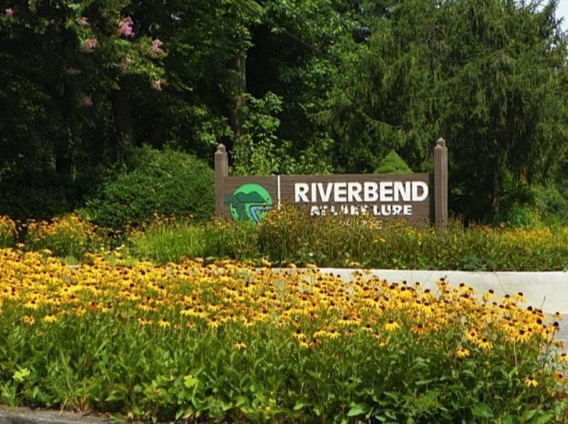 Located in Riverbend at Lake Lure
