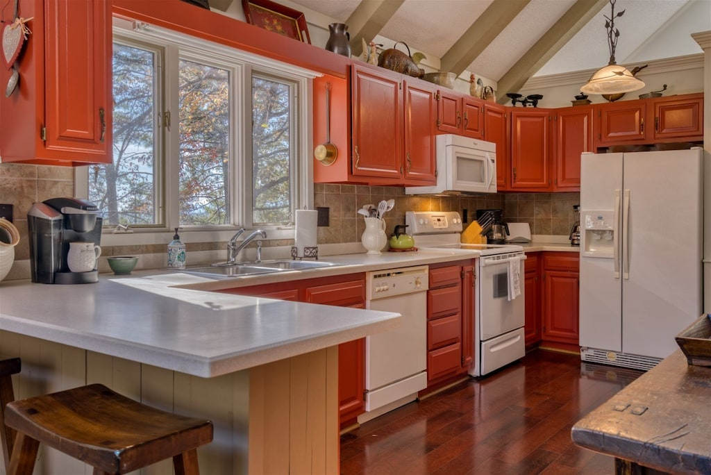 A perfect kitchen to prepare all your favorite meals