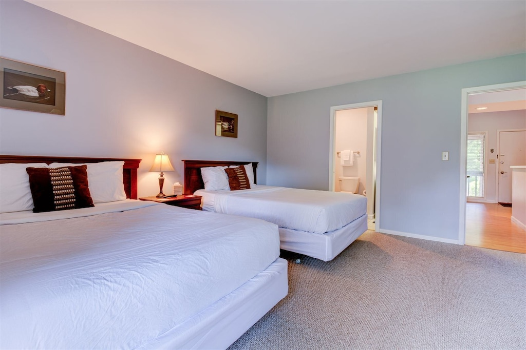 Spacious and clean Bedroom 2