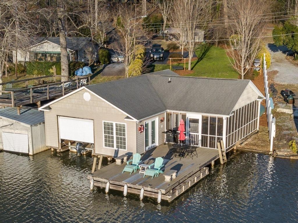 The Good House on Lake Lanier