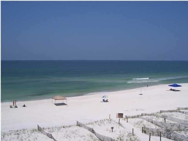 Beautiful Sandy white beaches at Barrier Dunes