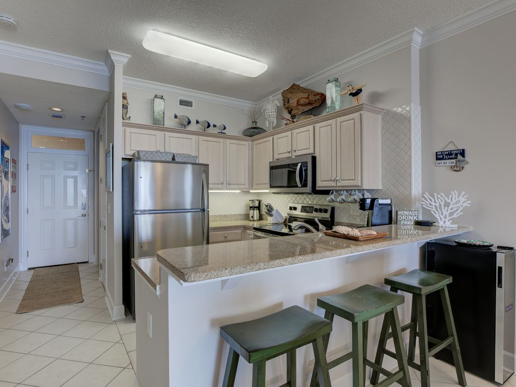 Nice Galley Kitchen