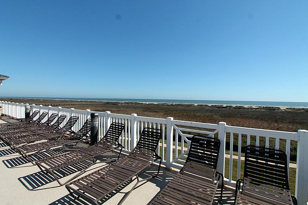 Beach Club Pool Deck