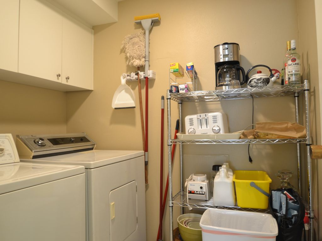 Laundrry room