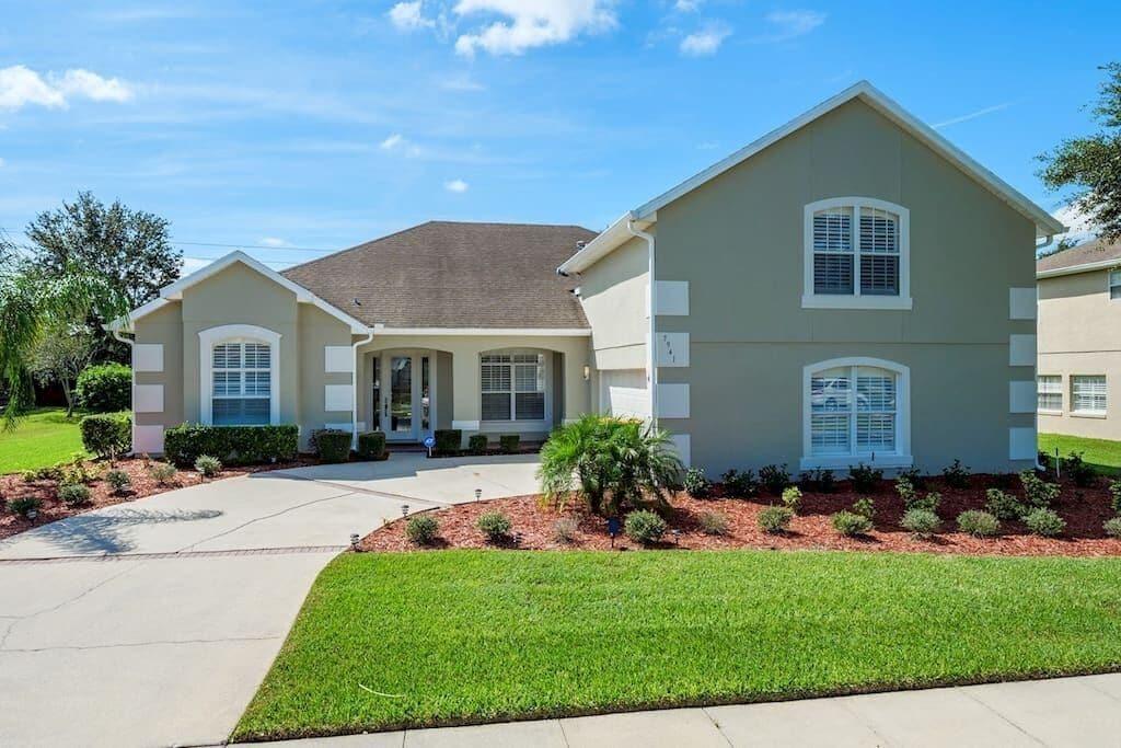 Large Luxury Gated Community Estate Home