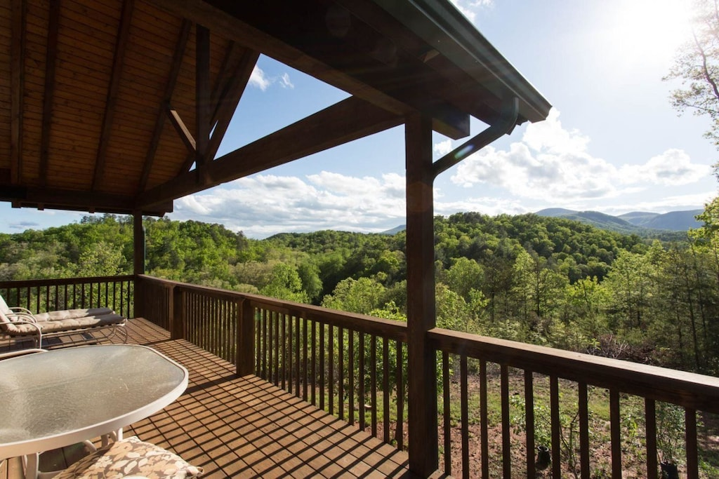 Surrounded by breathtaking long-range mountain views.