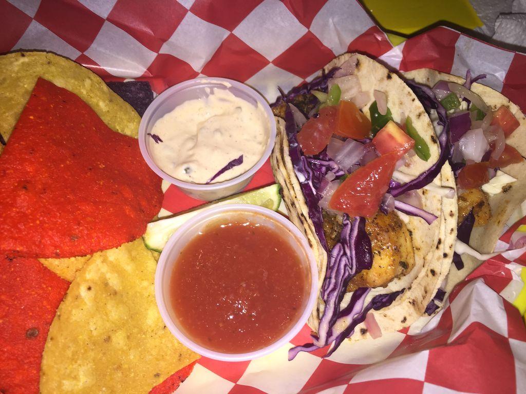 Taco's at Ginger's!!!
