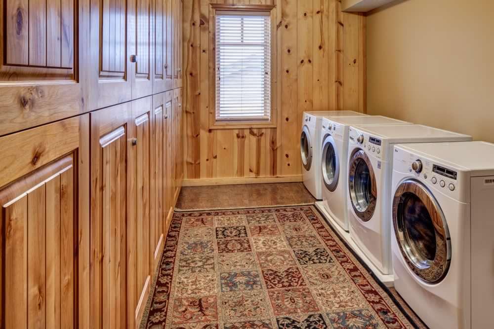 Building Laundry Facilities