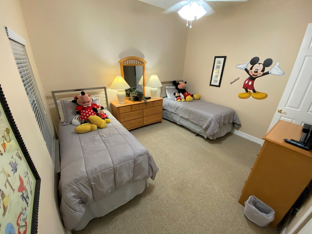 Mickey Mouse Theme Room