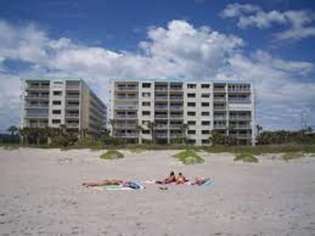 Sandcastles is a Direct Oceanfront Complex