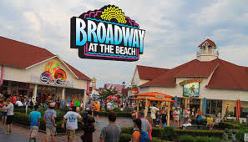 Broadway at the Beach-Dining-Shopping-Amusements-Entertainment