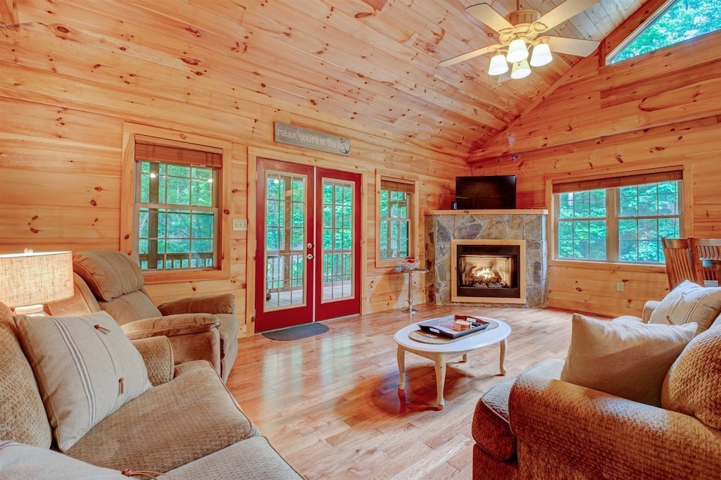 Gillford Cottage is comfortable and inviting