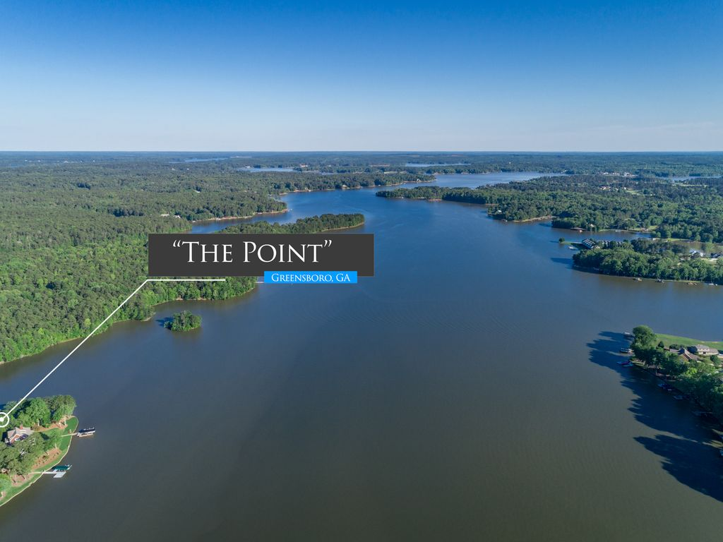 Point lot on main water