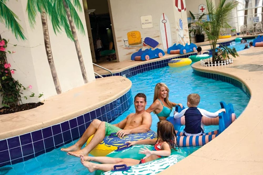 Have a Float in the Lazy River