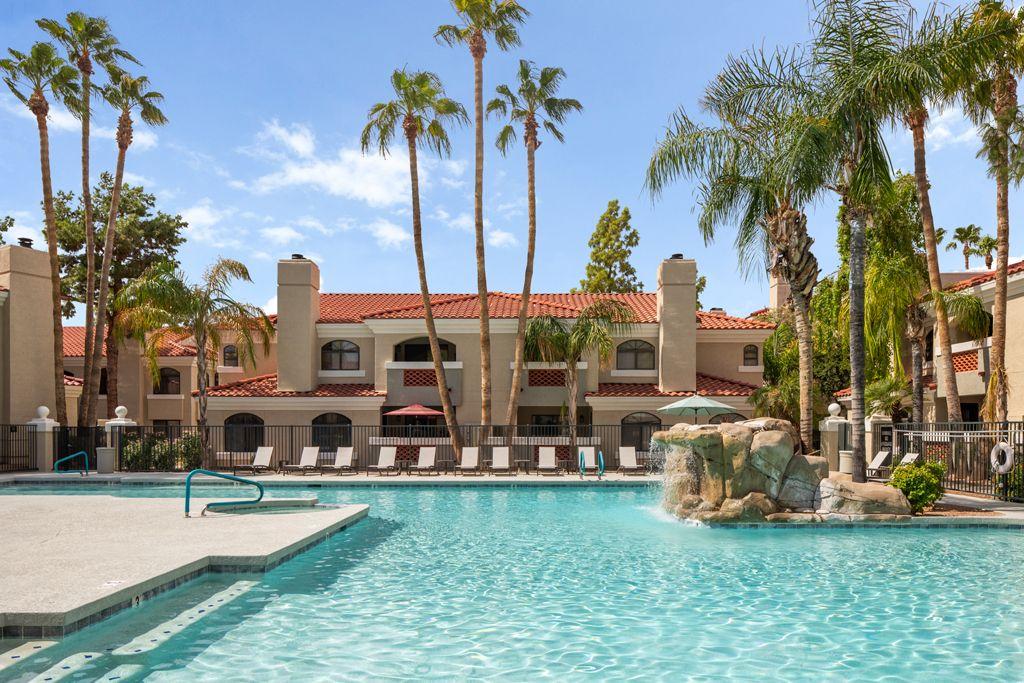Resort Like Heated Pool