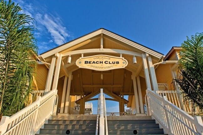 Beach Club Office