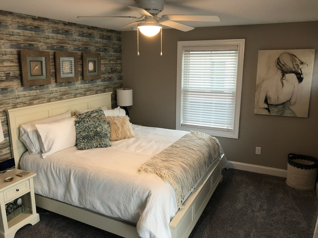 King Master Suite on 3rd level
